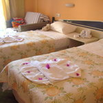 rooms at the bahar
