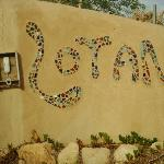 Entrance to Lotan