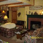 Foto de Greenwoods Bed and Breakfast Inn