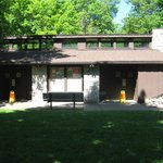 Campground Bath house - FHSP