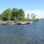Campground Boat Launch - FHSP