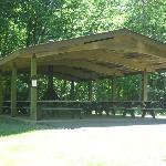 Picnic shelter near Beach - FHSP