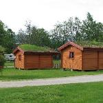 Ulvik Camping - The deluxe cabins