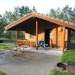Foto de Rafter J Bar Ranch Campground