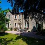 Inveran Lodge in the Summer