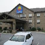 Comfort Inn & Suites Blue Ridge Foto