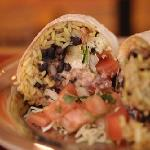  Fresh and delicious ingredients make the best burritos!