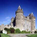 Near-by Killyleagh Castle