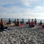 Beach Yoga @ 3rd Street