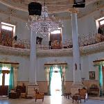 interior of Darbar Hall