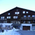 Foto de Klosters Youth Hostel