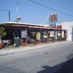 Best eating Phivos and Athina ( may look like a snack bar but excellent food and value )