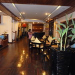  d lobby area