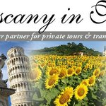 The tour company for private tours in Tuscany