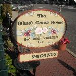 Foto di Island Guest House Bed and Breakfast Inn