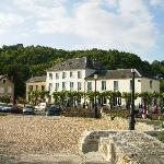 Les Bords de Seine Hotel-Restaurant의 사진