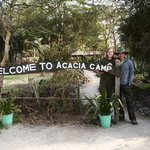 Main Entrance to Acacia Camp
