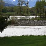 Foto de Yellowstone River Inn Cabins