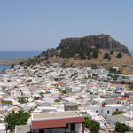 View of Lindos