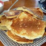  the gorgeous pancakes