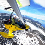 Hang Gliding Tahoe