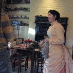 Living History Tours presented by costumed historic interpreters.