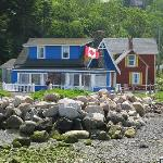 Foto de Harbourville Cottages and Schnitzelhaus