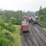 Goathland Station, settings for both Heartbeat and Harry Potter movies.  North Yorkshire Moors R