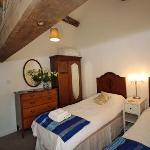  Twin bedroom - Toft Barn