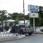 Foto van Royal Palm Motel