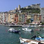 daylight in portovenere