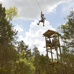 Soar into authentic eco-adventure at Branson Zipline & Canopy Tours