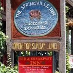 Springville Inn Bed and Breakfast resmi