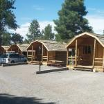 Circle Pines KOA Campgroundの写真