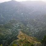View of hills-Chail