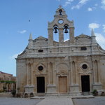 Sacred Monastery of Arkadi