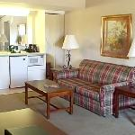  Living Room, 2-room Suite