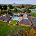 The Ranch Resort Protea Hotel The Ranch Swimming Pools and Pool Lapas