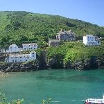 Doc Martin was filmed here
