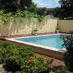  Swimming pool Guesthouse Amice