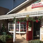 Backstreet Gallery&#39;s charming storefront