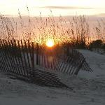 7/2 Sunrise at Gulf Shores State Park