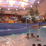 Foto van H2O Hotel Therme Resort