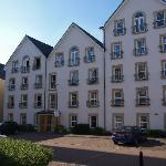 Foto di Edinburgh Pearl Apartments Dalry Gait