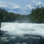  Dawson Falls, Wells Grey Park