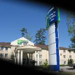 Foto de Holiday Inn Express Hotel & Suites Houston/Kingwood