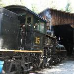 Foto de Narrow Gauge Inn
