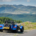 Open Road Caterham Hire