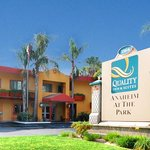 ‪Quality Inn & Suites Anaheim at the Park‬