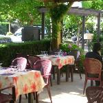  terrasse du restaurant